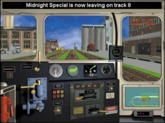 model railroad software