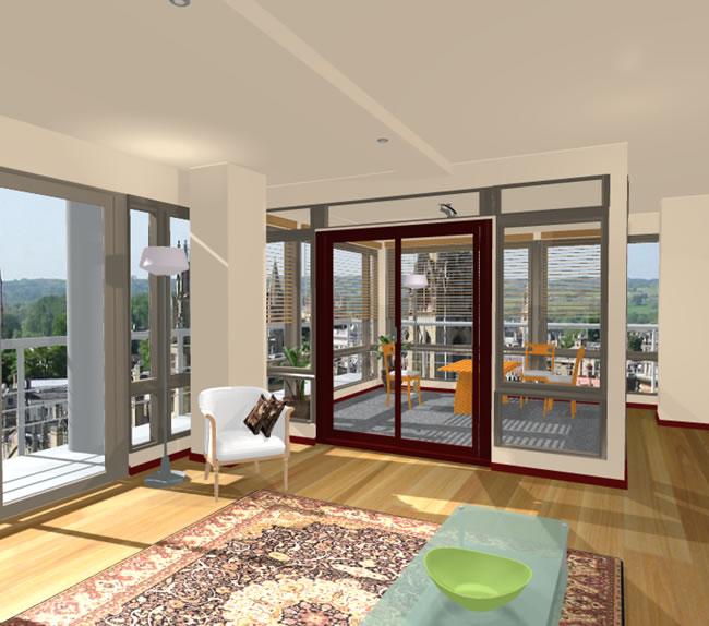 Home Design Software: Interiors Professional -- Mac OS X Home Design Software