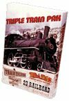 Triple Train Pak for Windows.